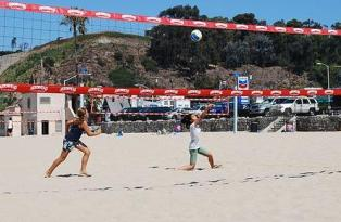 Beach Volleyball Camps