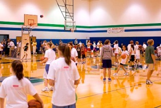 Advantage Basketball Camp for youth