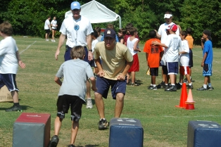 Kids & Pros Football Experience Camp