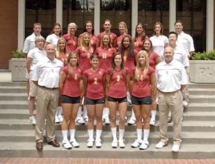 USC Girls Volleyball Camp