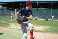 America's game baseball camp