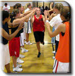 Northwest Community College Basketball Camp