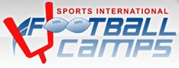Sports International - Kris Jenkins Football Camp