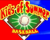 Kids of Summer Baseball Camp