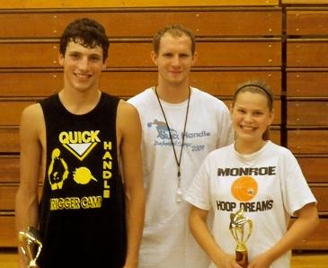 Quick Handle Basketball Camps