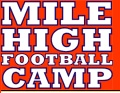 Mile High Football Camp