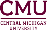 Central Michigan University Women's Gymnastics Camp