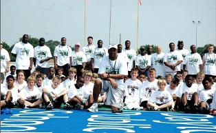 Martin Bayless Football Camps
