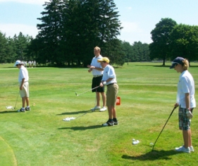 US Golf Camps For Youth