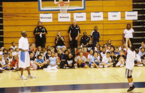 Michael Jordan Flight School Camps in Santa Barbara