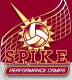 SPIKE Performance Volleyball Camps